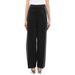 DIESEL BLACK GOLD Casual trouser Women Casual trouser Women  - Steel grey - Size: 4