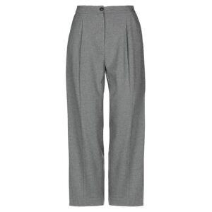 AGLINI Casual trouser Women - Grey - 10