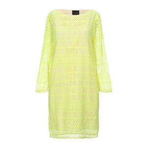 ATOS LOMBARDINI Short dress Women Short dress Women  - Yellow - Size: 10,12,14,16,6,8