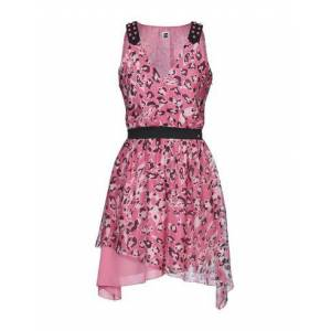 BYBLOS Short dress Women - Fuchsia - 12