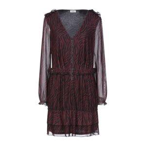 LIU •JO Short dress Women Short dress Women  - Cocoa - Size: Small