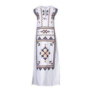 ANTIK BATIK Long dress Women - White - 10,8