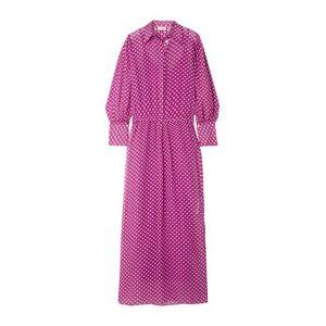 BY MALENE BIRGER Long dress Women - Garnet - 10,12