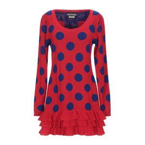 Moschino Short dress Women Short dress Women  - Red - Size: 6,8