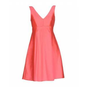 P.A.R.O.S.H. Short dress Women Short dress Women  - Coral - Size: Large