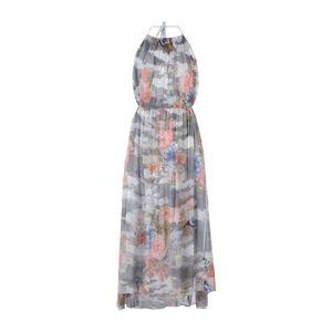 ATOS LOMBARDINI Long dress Women - Light grey - 6