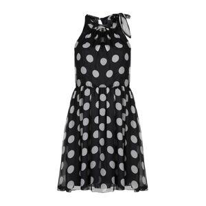 BETZZIA Knee-length dress Women - Black - 16