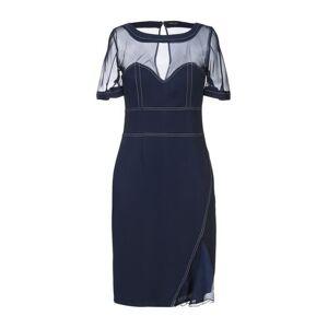 CRISTINAEFFE Knee-length dress Women - Dark blue - 10