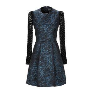 JUST CAVALLI Short dress Women - Blue - 8