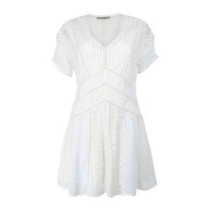 ALLSAINTS Short dress Women - White - 10,4,6,8