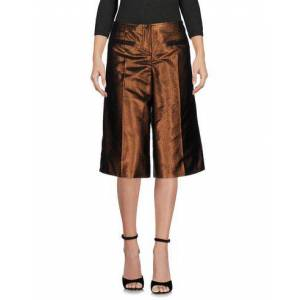 ATOS LOMBARDINI 3/4-length trousers Women - Bronze - 10,12,6,8