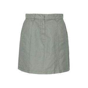 8 by YOOX Mini skirt Women Mini skirt Women  - Military green - Size: 6
