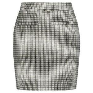 PIECES Mini skirt Women - Ivory - L,M,S,XL
