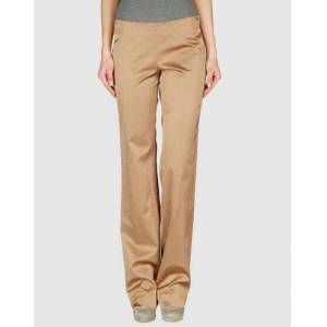 SONIA FORTUNA Formal trouser Women - Brown - 10
