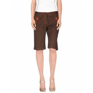 FAY Bermuda shorts Women - Dark brown - 6