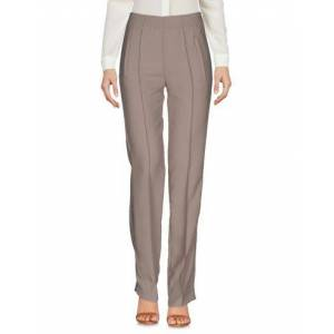 SPACE SIMONA CORSELLINI Casual trouser Women - Light brown - 14