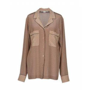 STELLA McCARTNEY Shirt Women Shirt Women  - Light brown - Size: 12,14,8