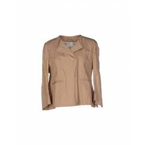 DONDUP Suit jacket Women Suit jacket Women  - Camel - Size: 12