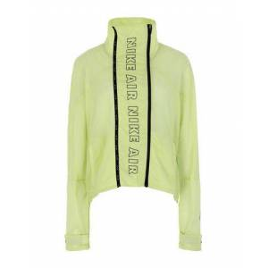 Nike Jacket Women - Acid green - M,XS