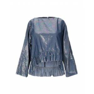 JIJIL Denim shirt Women - Blue - 8