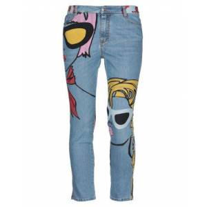 ERMANNO SCERVINO Denim trousers Women Denim trousers Women  - Blue - Size: 10,12,14,6