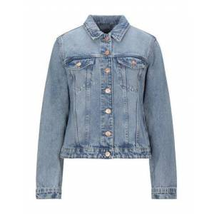 PIECES Denim outerwear Women - Blue - M