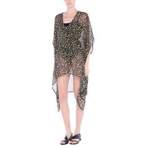 FISICO Beach dress Women - Khaki - S,XS