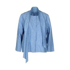 ERMANNO SCERVINO Suit jacket Women Suit jacket Women  - Sky blue - Size: 10