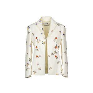 ACNE STUDIOS Suit jacket Women - White - 8