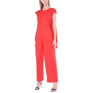 TER ET BANTINE Jumpsuit Women Jumpsuit Women  - Red - Size: 10,6,8