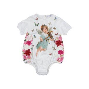 Dolce & Gabbana Bodysuit Girl 0-24 months - White - 12,3,6,9