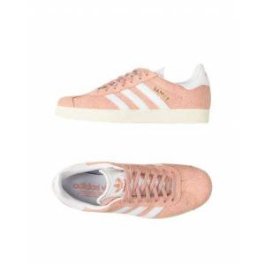 adidas Low-tops & sneakers Women - Salmon pink - 4.5