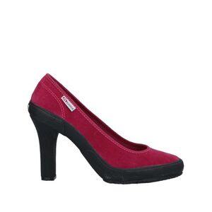 SUPERGA Court Women Court Women  - Garnet - Size: 6.5