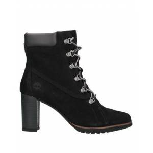 TIMBERLAND Ankle boots Women - Black - 8