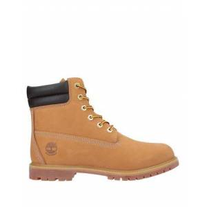 TIMBERLAND Ankle boots Women - Camel - 4.5