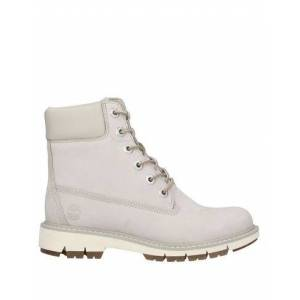 TIMBERLAND Ankle boots Women - Light grey - 3.5