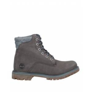 TIMBERLAND Ankle boots Women - Grey - 4