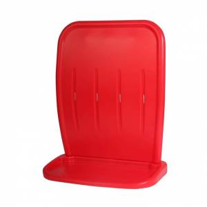 Moulded Two Part Double Stand Red (HS25/RED)