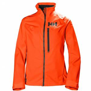 Helly Hansen Womens Hp Racing Sailing Jacket Red XS