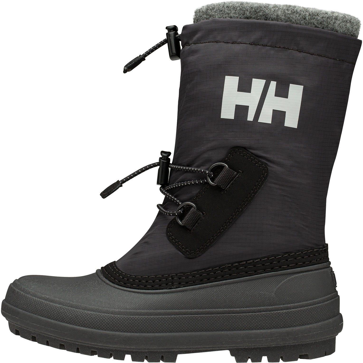 Helly Hansen Kid's Varanger Insulated Boots Black US Y2/EU 32
