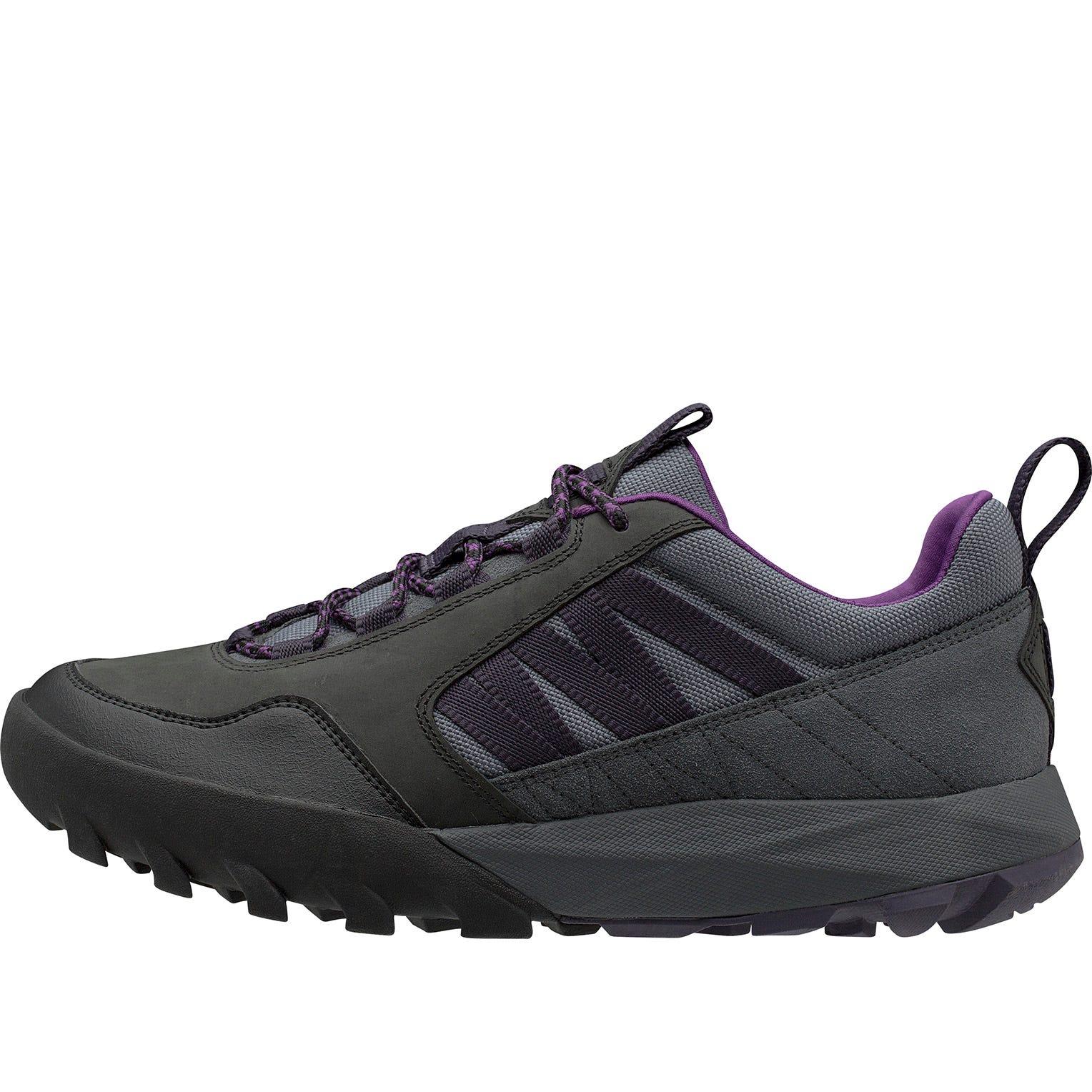 Helly Hansen Womens Loke Bowron Leather Hiking Boot Black 4.5