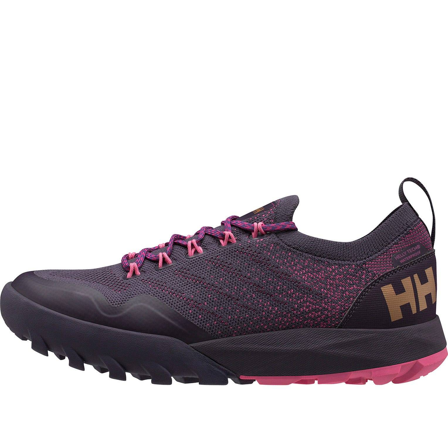 Helly Hansen Womens Loke Dash 2 Ht Hiking Boot Purple 39.3/8