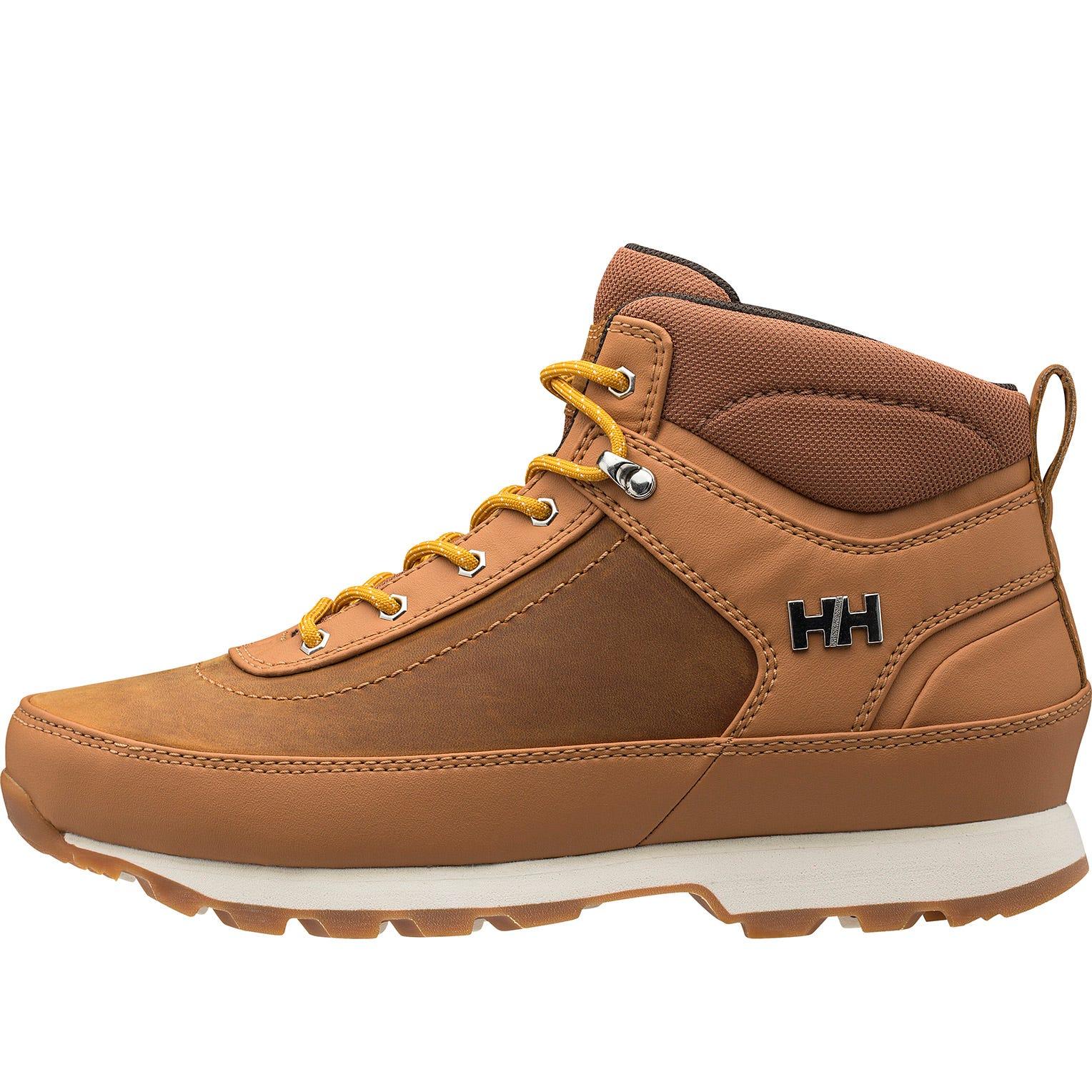Helly Hansen Mens Winter Boot Brown 11.5
