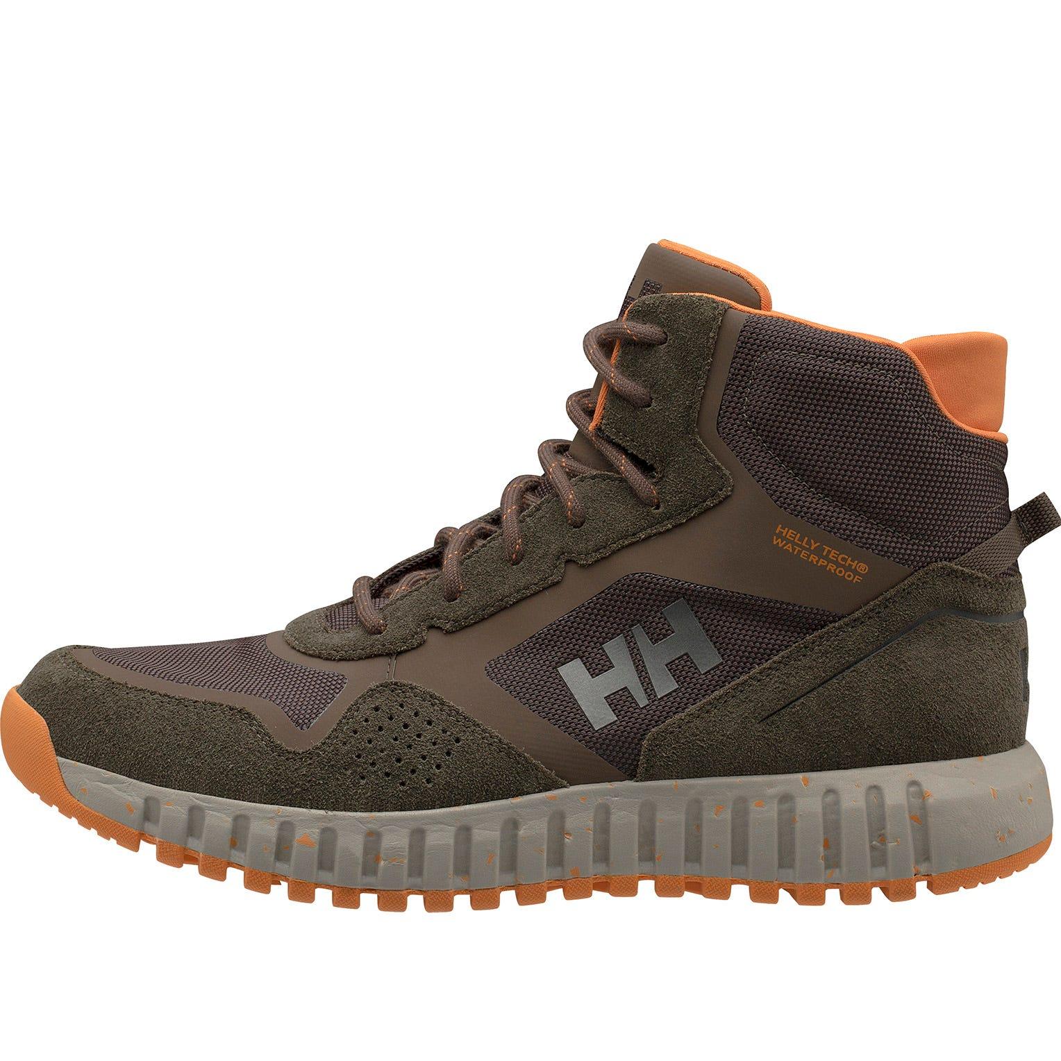 Helly Hansen Men's Monashee Ullr Ht Waterproof Winter Boots Brown 8.5