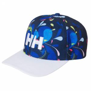 Helly Hansen Brand Cap White STD