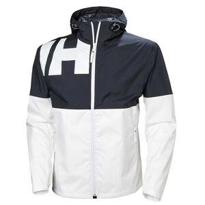 Helly Hansen Mens Pursuit Rain Jacket Navy XXL