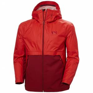 Helly Hansen Men's Logr Lightweight Softshell Jacket 2.0 Red XXL