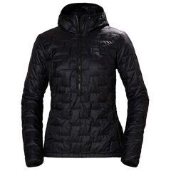 Helly Hansen Lifaloft Insulator Pullover - Women Warm Black S