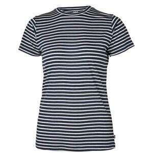 Helly Hansen Womens Merino Graphic Tshirt Baselayer Navy XL