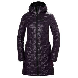 Helly Hansen Womens Lifaloft Insulator Coat Parka Purple L
